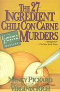 The 27 Ingredient Chili Con Carne Murders by Nancy Pickard