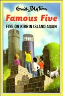 Five on Kirrin Island Again by Enid Byton