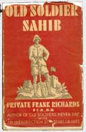 Old Soldier Sahib - Frank Richards