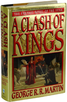A Clash of Kings - A Song of Ice and Fire Book 2 - by George R.R. Martin