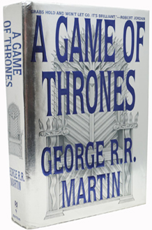 A Game of Thrones - A Song of Ice and Fire Book 1 - by George R.R. Martin