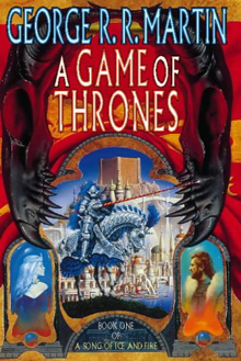 A Game of Thrones - first UK edition