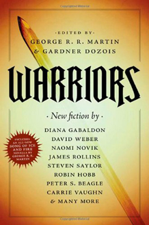 Warriors - includes The Mystery Knight by George R.R. Martin