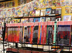 Legends Comics and Books - 633 Johnson St., Victoria, BC