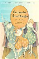 The Love for Three Oranges illus by Elzbieta Gaudasinska