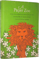 A Paper Zoo illus by Ellen Raskin