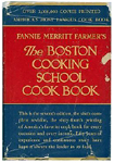 The Fannie Farmer Cook Book