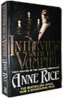 Interview with the Vampire, one of the Vampire Chronicles books by Anne Rice