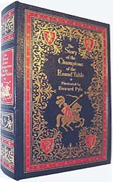 Illustrated Legends of King Arthur by Howard Pyle (Easton Press)