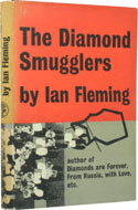 The Diamond Smugglers by Ian Fleming