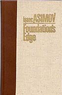Foundation's Edge by Isaac Asimov, numbered edition