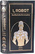 I, Robot by Isaac Asimov - Easton Press limited edition