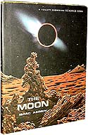 The Moon by Isaac Asimov, first edition