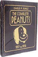 The Complete Peanuts: The Fifties by Charles Schulz