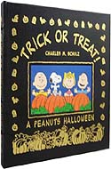 Trick or Treat: A Peanuts Halloween by Charles Schulz
