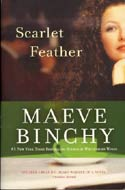 Maeve Binchy, author of Scarlet Feather