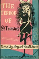 Ronald Searle, author of The Terror of St. Trinian's