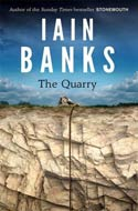 Iain Banks, author of The Quarry