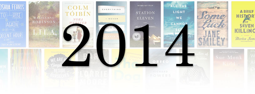AbeBooks' Literary Review of 2014