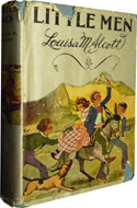Little Women by Louisa May Alcott is the sequel to Little Men