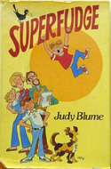 Superfudge by Judy Blume is the sequel to tales of a Fourth-Grade Nothing