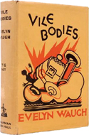 Vile Bodies by Evelyn Waugh is the sequel to Decline and Fall