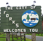 Welcome to Forks, WA