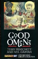 Good Omens by Neil Gaiman and Terry Pratchett - A Laugh Out Loud funny book