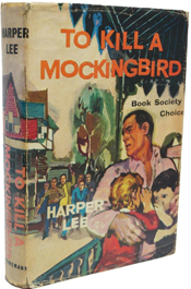 UK First Editions of To Kill a Mockingbird