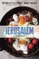 Jerusalem: A Cookbook by Yotam Ottolenghi and Sami Tamimi