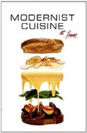 Modernist Cuisine at Home by Nathan Myhrvold