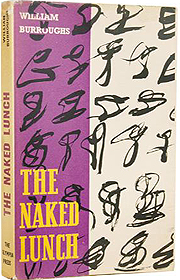 True First Edition of Naked Lunch by William S. Burroughs - 1959, Olympia Press