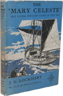 The Mary Celeste and Other Strange Tales of the Sea  by J.G. Lockhart