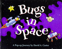 ISBN 0689814305 Bugs in Space by David A. Carter