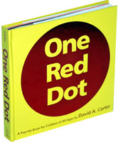 David A. Cater's One Red Dot