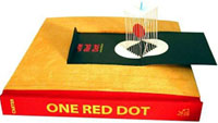One Red Dot (Limited Edition) by David A. Carter