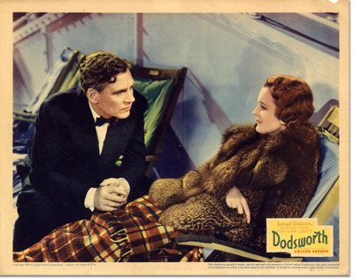 Lobby Card: Dodsworth