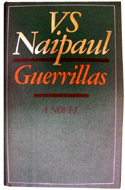 ISBN 0233967028 Guerrillas by V.S. Naipaul