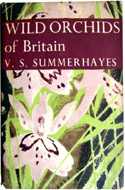 Wild Orchids of Britain by V.S. Summerhayes