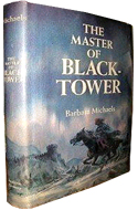 The Master of Black-tower by Barbara Michaels - real name: Barbara Mertz