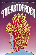 The Art of Rock Posters from Presley to Punk by Paul Grushkin