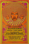 Jimi Hendrix Live at the Fillmore East