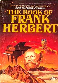 The Book of Frank Herbert by Frank Herbert