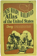 Handy Railroad Atlas of the United States