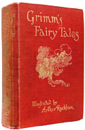 Grimm's Fairy Tales by the Brothers Grimm