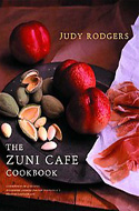 The Zuni Caf� Cookbook by Judy Rodgers