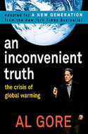 An Inconvenient Truth by Al Gore - ISBN  0670062723