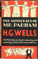 The Autocracy of Mr. Parham by H.G. Wells
