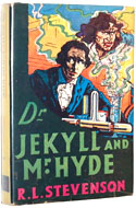 Dr. Jekyll and Mr. Hyde by Robert Louis