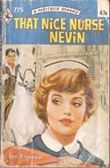That Nice Nurse Nevin by Jan Tempest